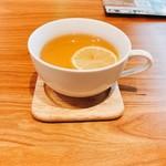 カフェ&リラクゼーションサロン Home place - ホットジンジャー