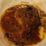 カフェ プリマヴェーラ - パプリカの肉詰め