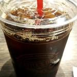 シアトルズ ベスト コーヒー - アイスコーヒーS300円