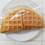 ミヤモトたいやき店 - 料理写真:ワッフルのチョコ。