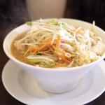 プルプル55 - 料理写真:醤油タンメン
