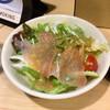 すずめ - 料理写真:お通しのサラダ