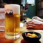 鳥せん - 鳥せん@山形 生ビールとお通し