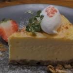ミックス テイスト - ニューヨークチーズケーキ