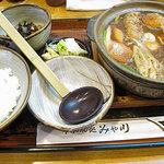 10295624 - 味噌煮込み定食