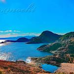102952388 - 日向市の名所のひとつ「サンポウ海岸」