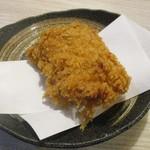 みな豚 - チーズチキンカツ 1個 300円(税別)。     2019.02.27