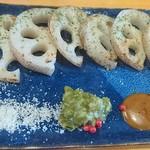 102954525 - 野菜焼(れんこん)