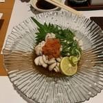 和ごころ 福久 - タラ白子ポン酢