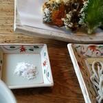 木香 - 天婦羅用の塩