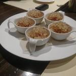 102957357 - 京豆腐とマグロの和風ジュレ