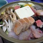 春日ホテル - 料理写真:
