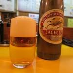 102959793 - まずはビール!