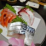 味彩 - 料理写真:刺し盛り