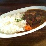 ロス・バルバドス - 1回目2011年11月7日ナイジェリア:アフリカンシチュー 牛肉のおくらの煮込み