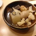 酒と肴 SUIGEI - 鯨おでん