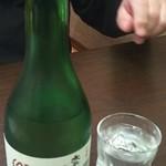 やまざと - ドリンク写真:大平生酛山純米(秋田)980円