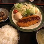 養老乃瀧 - カジキフライ