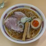 煮干鰮らーめん 圓 - 煮干ラーメン