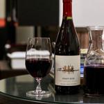 ワイン&焼酎 KURIKI 九州料理の店 - スリーシーブス ピノ・ノワール