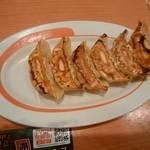 102965927 - 野菜担担麺餃子セット