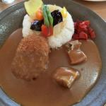 森のキッチン - 三島ブランドカレー(1,300円)