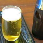 102968636 - ビール(小)(500円)