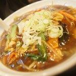 らーめん北熊 - 広東麺