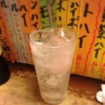 居酒屋 ゆうちゃん - ガリハイ