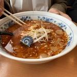 大輪 - 勝浦タンタン麺(800円)