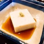 石臼挽手打ち蕎麦 えび家 - 蕎麦豆腐