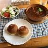 ブラン・ルージュ - 料理写真:ビーフシチューセット