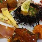 トラットリア・シチリアーナ - 料理写真:前菜の盛り合わせ