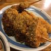 かぶら屋 - 料理写真:串カツ