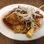 吾朗の中華 - 爆発鶏(ハーフ)