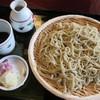 手打ちそば かめやま - 料理写真:「おせいろ 大盛り ¥900」