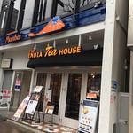 インド料理ムンバイ四谷店+The India Tea House - 外観