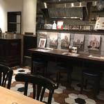 インド料理ムンバイ四谷店+The India Tea House - 一階
