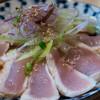 Toriyakinikutoukyou - 料理写真:鶏タタキ