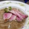 ギオン ダック ヌードルズ - 料理写真:ラーメン 鴨肉トッピング