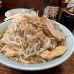 立川マシマシ - 料理写真:中盛り~☆
