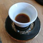 レストランカフェ・地球こうさてん - エチオピアコーヒー