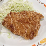 カフェテリア ルネ - 若鶏醤油揚げ  ¥172