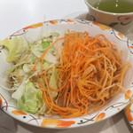 カフェテリア ルネ - 量り売り サラダ  ¥85
