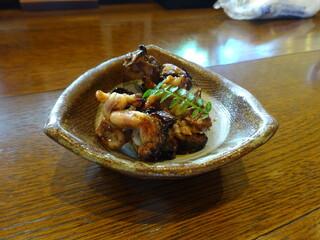 かねりん鰻店 - 肝焼き