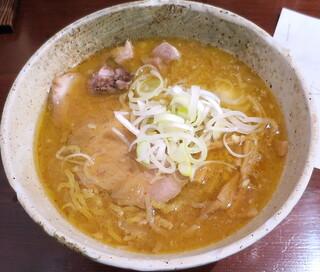 らーめん みかん - 味噌_750円
