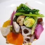 マザーエスタ - 春野菜が彩り美しく