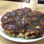 お好み亭 - 料理写真:肉玉、大盛り