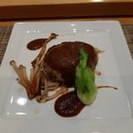 和縁 - 料理写真:ハンバーグ