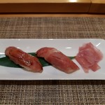 和縁 - 料理写真:炙りの握り